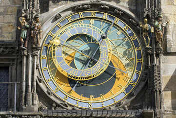 Decipher a 15th century clock