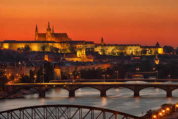 Travel back 1000 years at Prague Castle