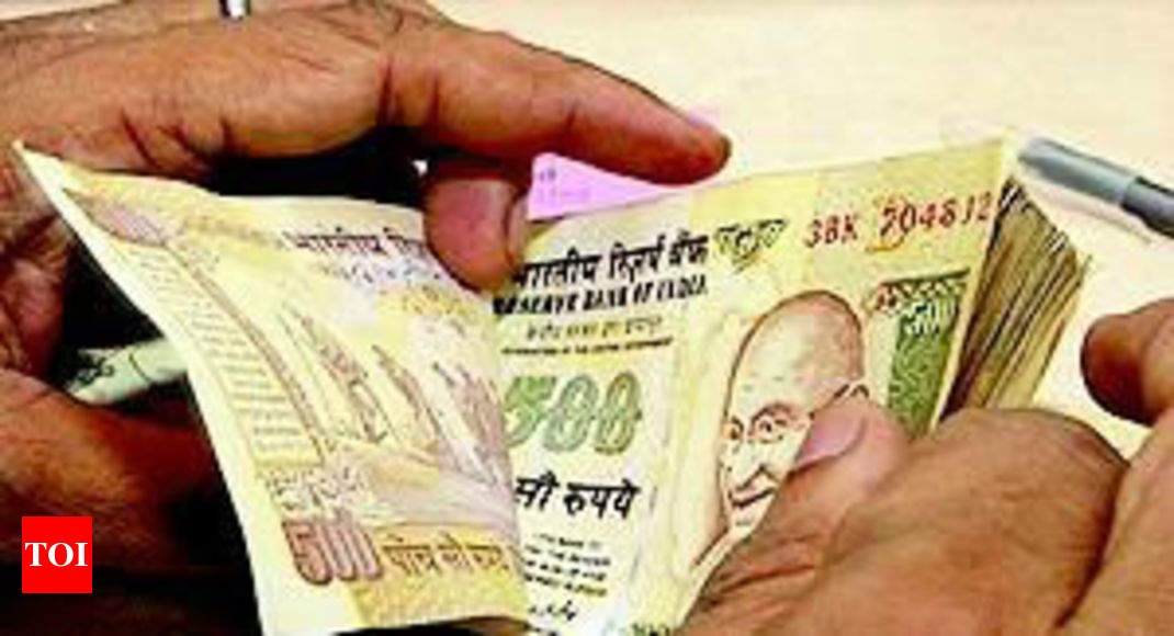 Indian Money In Swiss Banks Rises To Over Rs 14 000 Crore India News Times Of