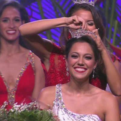 Stephanie Steuri crowned Miss Hawaii 2014