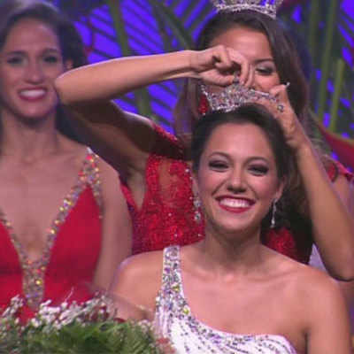 Stephanie Steuri wins Miss Hawaii 2014 and will compete in Miss America 2015 pageant.