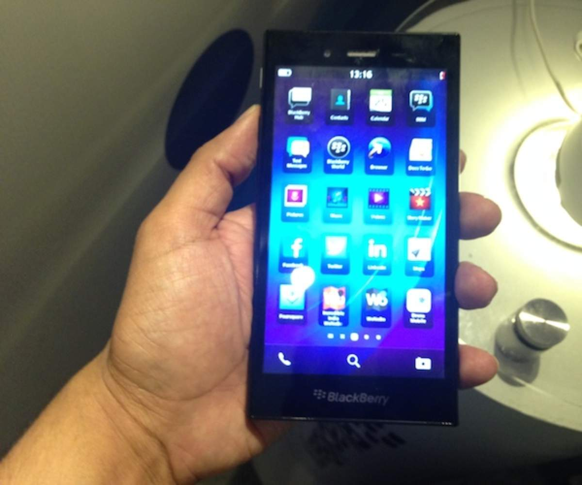 BlackBerry Z3: Five things to know | Gadgets Now