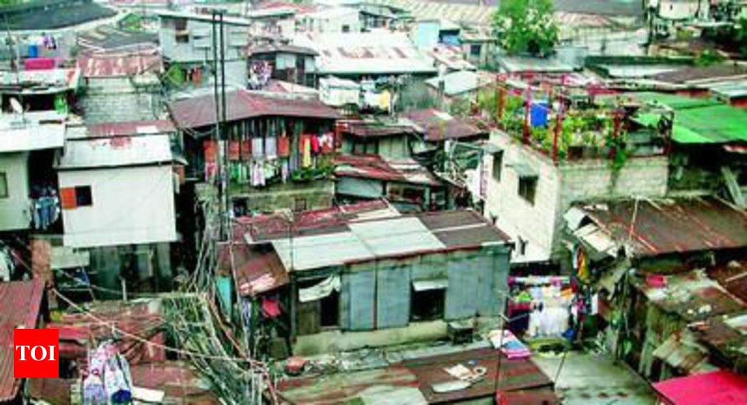 slum area development programme