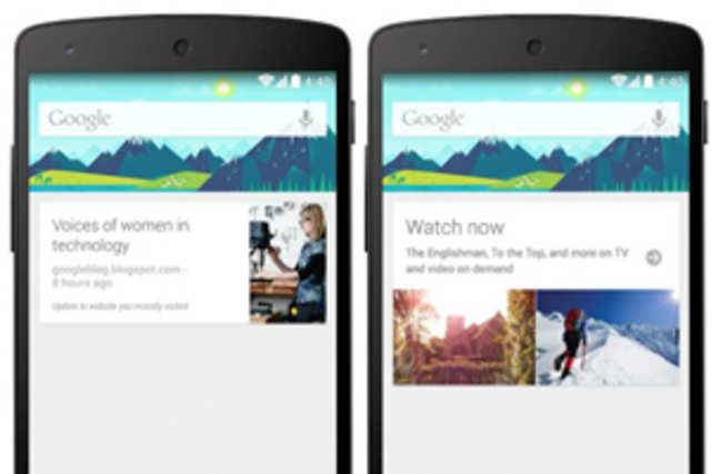 Google on Thursday updated its Google Now voice search and assistant app so it can quickly switch between multiple languages on the fly.