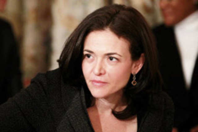 "Facebook COO Sheryl Sandberg said the company ""communicated really badly on this (experiment) issue."""