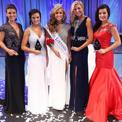 Lacey Sanchez crowned Miss Louisiana 2014