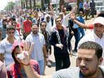 Bomb blast in Egypt train wounds five