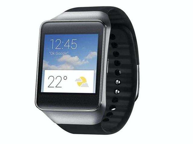 Samsung Gear Livewill be shipped by July 18.