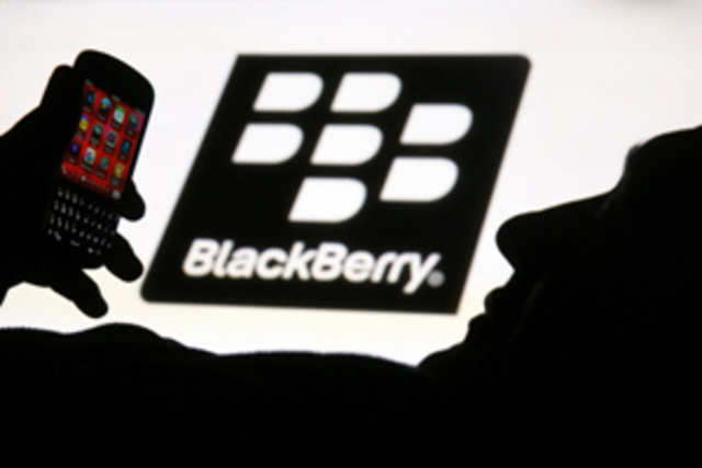 BlackBerry is attempting to make a dent in the internet of things space by launching a healthcare service.