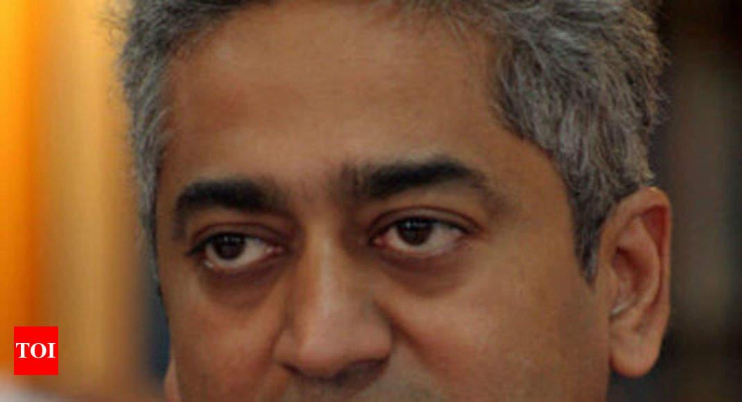 Rajdeep Sardesaiu0027s farewell letter to his staff