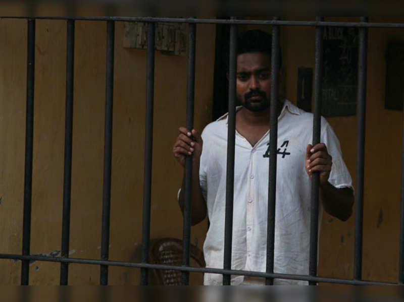 Filmmakers go 'behind bars'