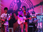 Students Band dazzles Rock Studio