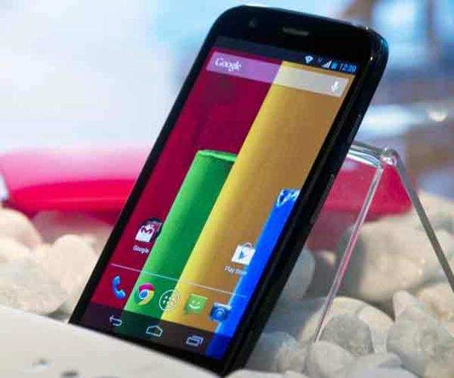 Equally, it is a story of how Motorola has scripted an impressive second innings in India.
