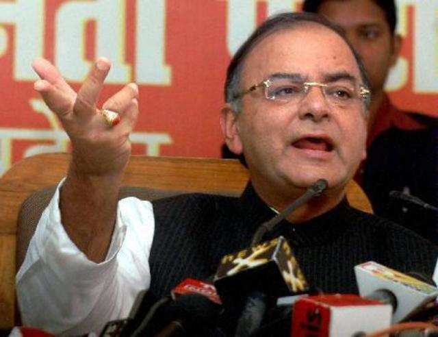 Finance minister Arun Jaitley has imposed tax on imports telecom and IT products.