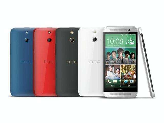HTC has launched One (E8) and Desire 616 smartphones in India.