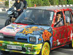 Car rally @ Rang Malhar