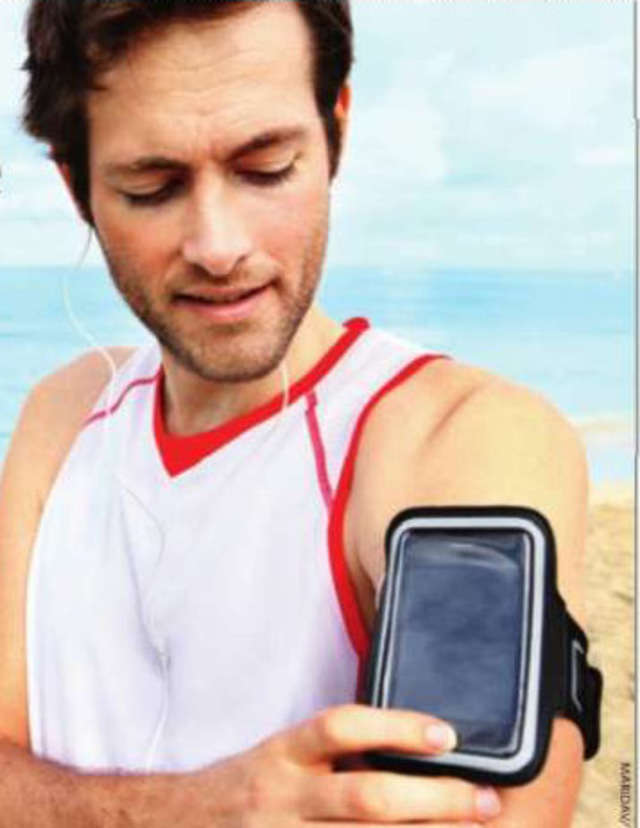 Today's mobile devices can guide you through exercise routines, track your vital stats and performance, and keep you motivated with daily goals to achieve.