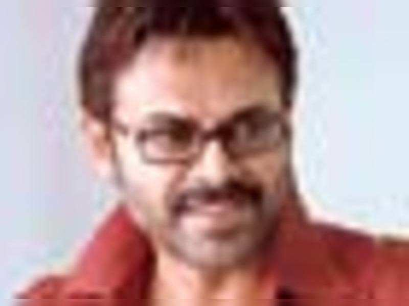 Venky in a new avatar