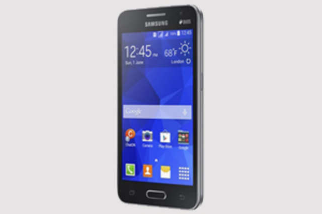 Samsung has launched the Galaxy Core 2 smartphone in India at Rs 11,900.