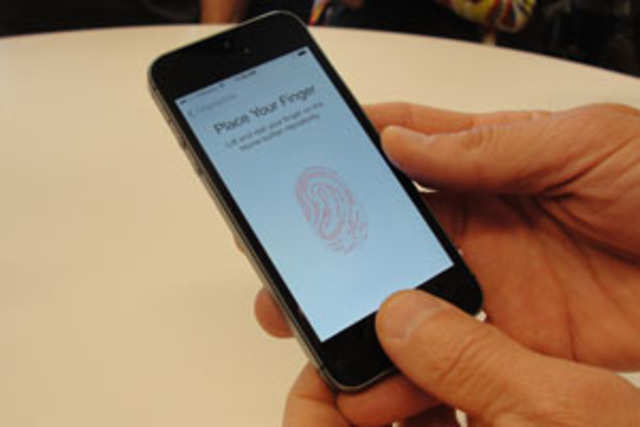 Apple's application to patent the name 'Touch ID' for its fingerprint scanning technology has been rejected by the USPTO.