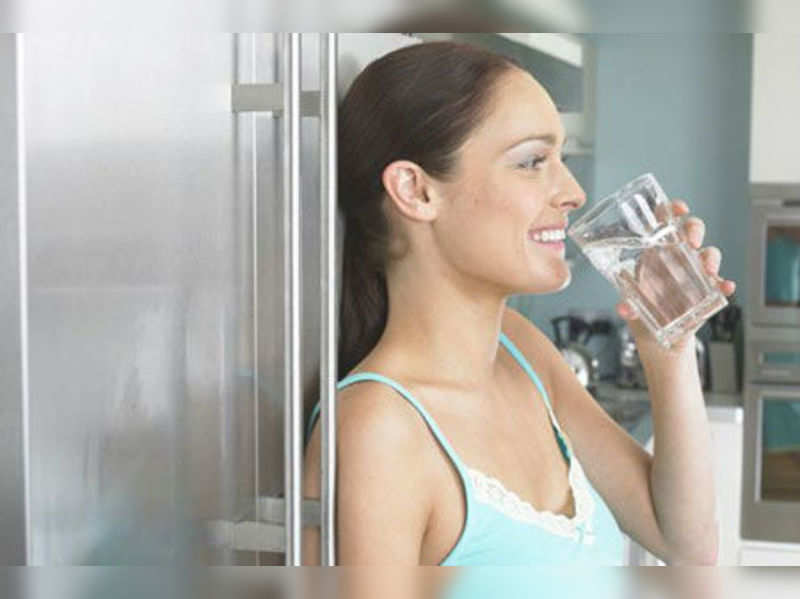 How drinking water helps reducedark circles