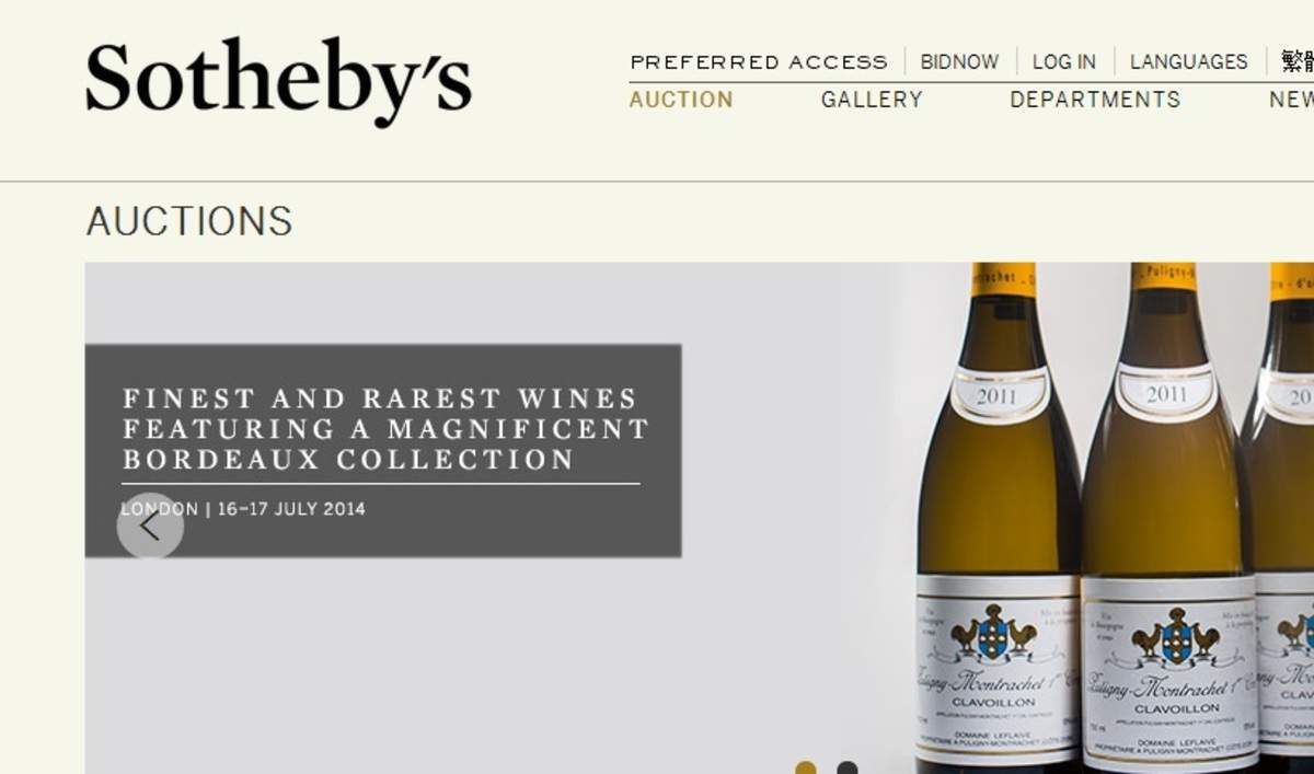 Sotheby S Auction Sotheby S Partners With Ebay To Sell Art Collectibles Online Latest News Gadgets Now