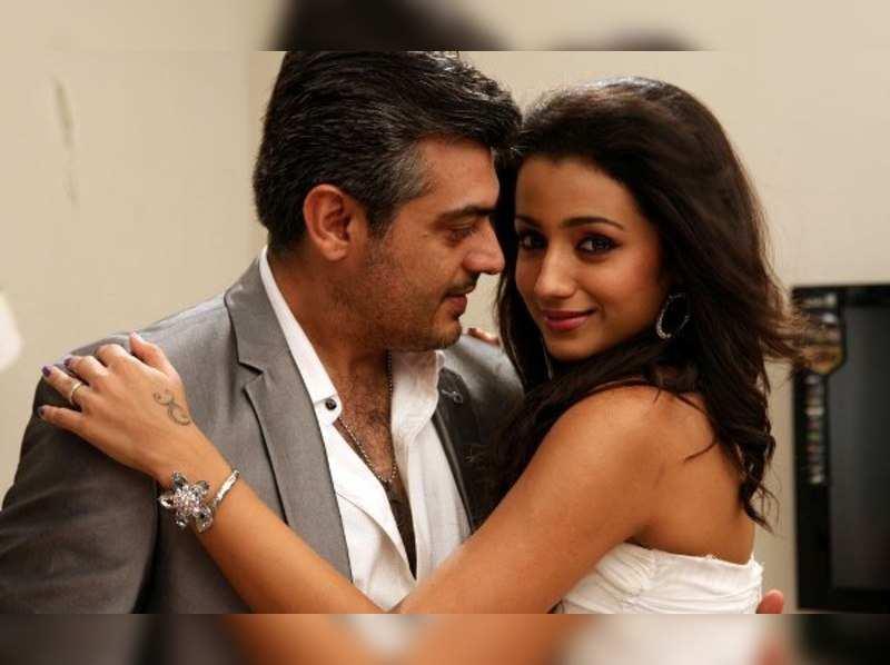 Trisha joins Ajith for 'Thala55'