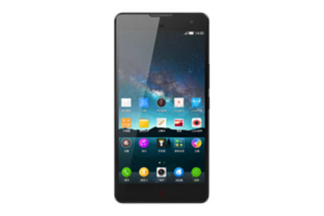 ZTE is expected to launch its premium Nubia Z7 Max smartphone ahead of the festive season to compete in the fiercely contested smartphone market.