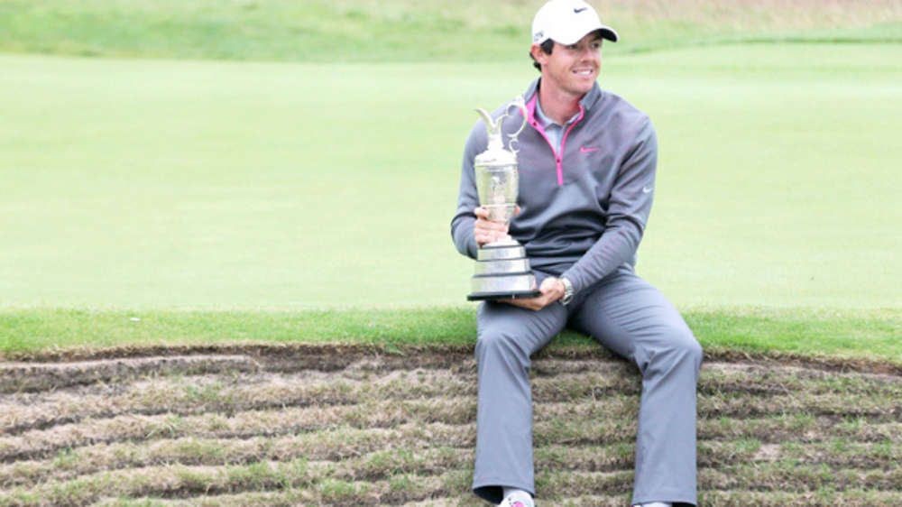 Rory McIlroy wins British Open | The Times of India