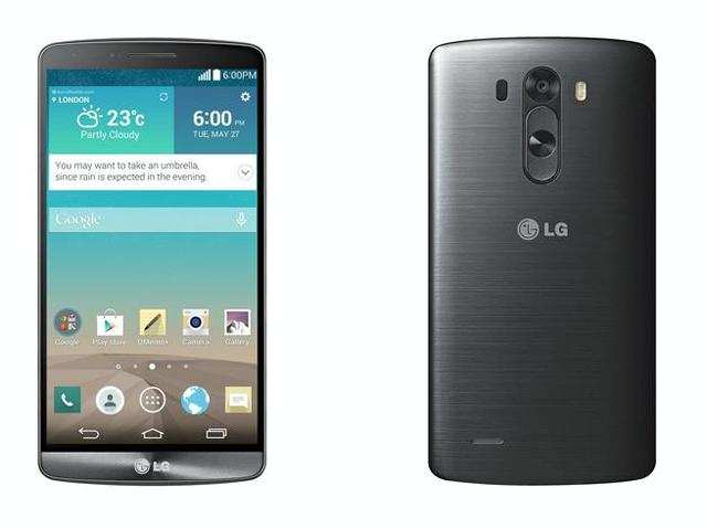 LG has launched its G3 smartphone in India, bringing yet another rival to Samsung Galaxy S5 and HTC (One M8) to the Indian market.