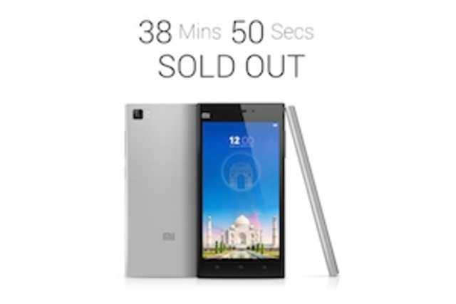 The Chinese smartphone has made a debut in Indian market with an exclusive sales tie-up with Flipkart for Mi 3.