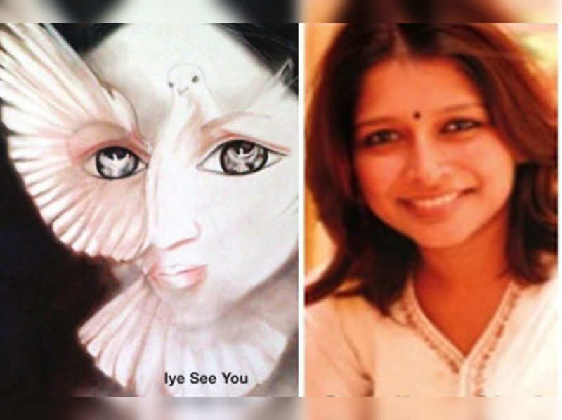 Bangalore artist's work on display at Times Square