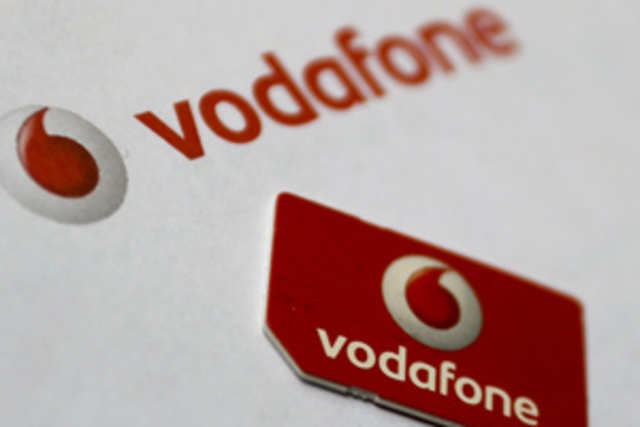 Vodafone has reported increase of about 10% in its services revenue at Rs 10,323 crore in first quarter ended June 30, 2014-15.