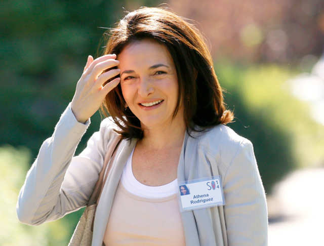 Sheryl Sandberg: The fabulous life of Facebook billionaire Sheryl