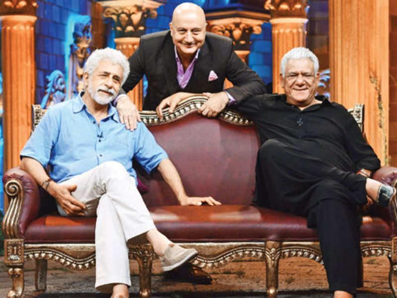 Naseeruddin Shah and Om Puri recount their journey to stardom