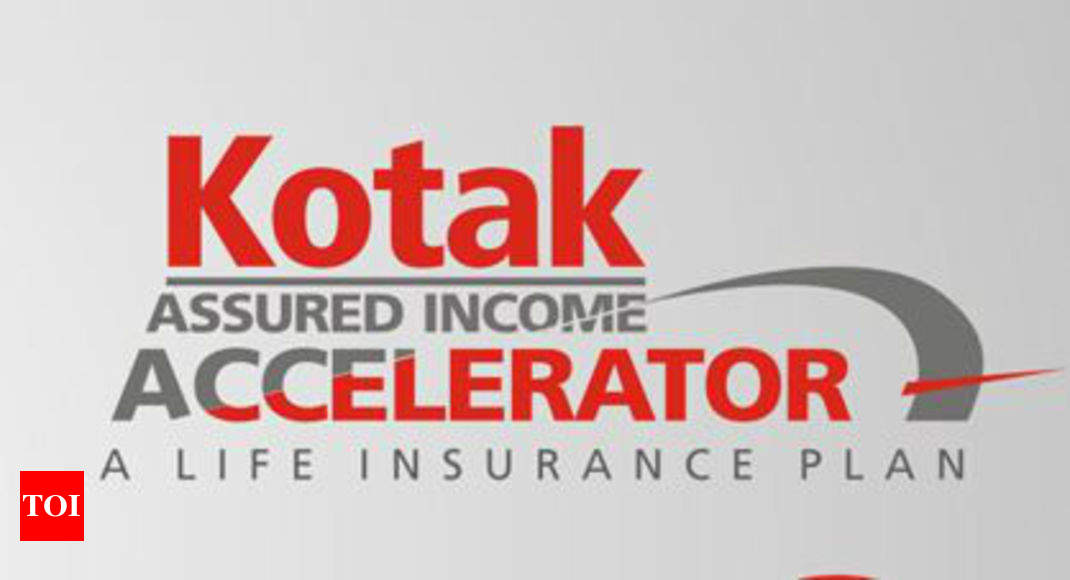 Kotak Life Insurance: Kotak Assured Income Accelerator ...
