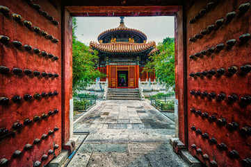 Explore the spiritual side of Beijing