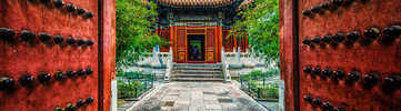 Unwind at a traditional teahouse