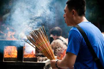 Explore the spiritual side of Beijing