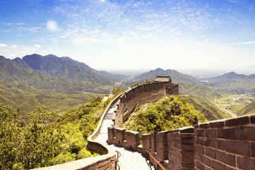 Hike along the Great Wall