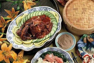 Get a taste of Peking duck