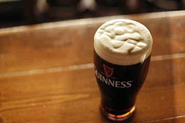 The history behind Guinness