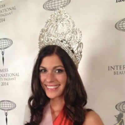 Dalma Karman wins Miss International Hungary 2014