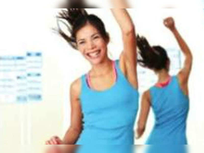 Burn calories with the 4-minute