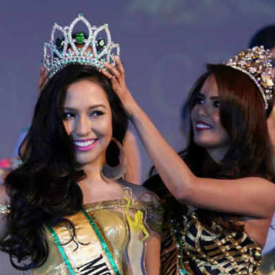Kimberly Karlsson crowned Miss Grand Philippines 2014