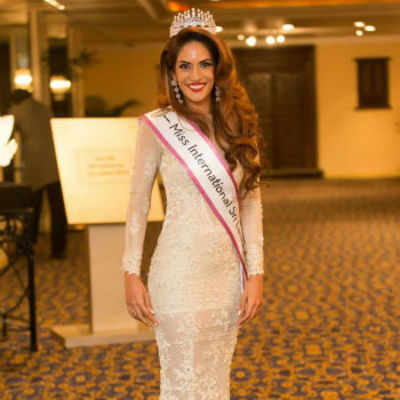 Tamara Makalanda crowned Miss International Sri Lanka