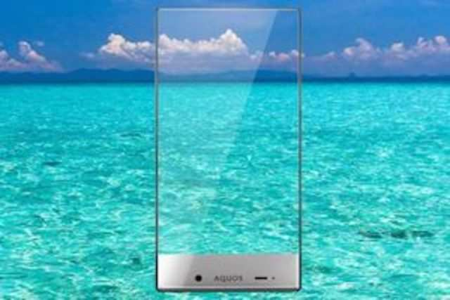 The Japanese electronics firm has announced two new Aquos Crystal smartphones.