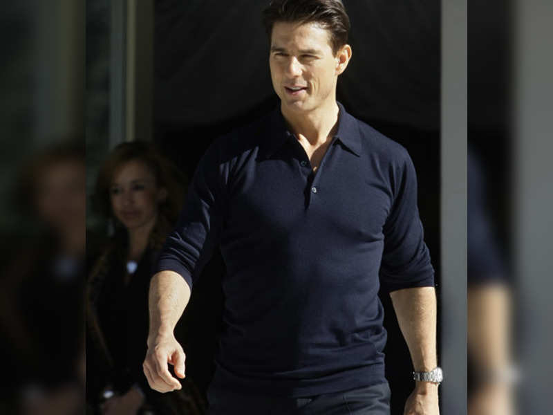 Tom Cruise-like smile comes with a 'sunburn' price tag. (Getty Images)