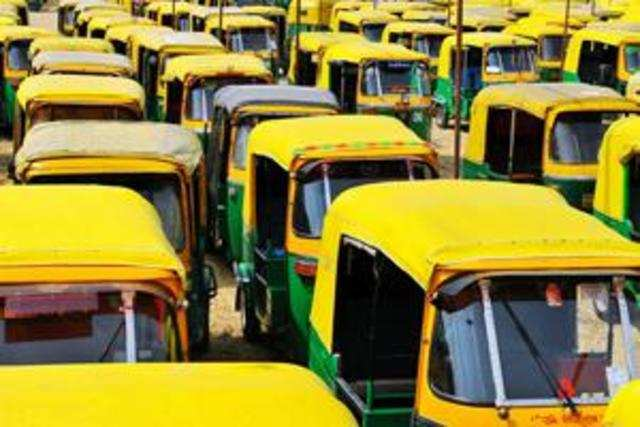 No more ugly arguments. No more haggling. The next time you travel by autorickshaw you can find out exactly how much you have to shell out - thanks to a text-based mobile phone application that will be launched on Thursday. And you needn't be a smartphone user to avail the service.