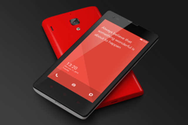 Chinese smartphone maker Xiaomi has launched its Redmi 1S smartphone, a rival to the likes of Moto G, at Rs 5,999.